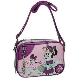 Geanta de umar pentru copii DISNEY Minnie Glam 3295651, mov
