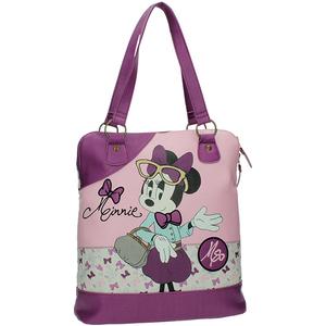 Geanta shopping pentru copii DISNEY Minnie Glam 3296351, mov