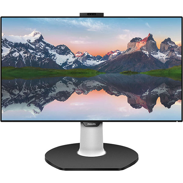 "Monitor LED IPS PHILIPS 329P9H, 31.5"", 4K UHD, 60 Hz, negru"
