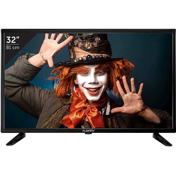 Televizor LED High Definition ALLVIEW 32ATC5000-H, 81cm, negru