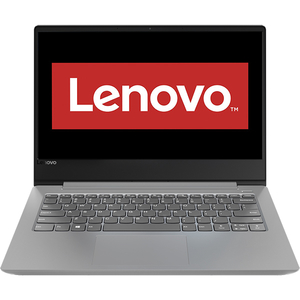 "Laptop LENOVO IdeaPad 330S-14IKB, Intel Core i3-7020U pana la 2.3GHz, 14"" HD, 4GB, 1TB, Intel HD Graphics 620, Free Dos, Platinum Grey"