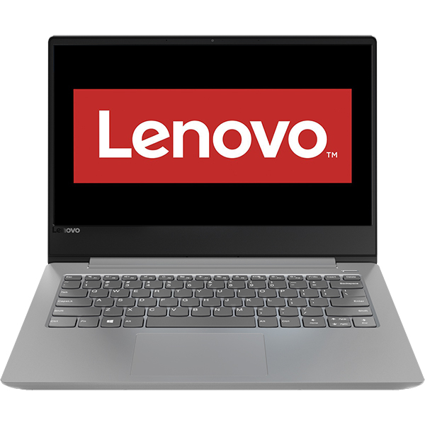 "Laptop LENOVO IdeaPad 330S-14IKB, Intel Core i3-8130U pana la 3.4GHz, 14"" Full HD, 4GB, 2TB, Intel UHD Graphics 620, Free Dos, Platinum Grey"