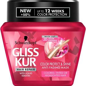 Masca tratament SCHWARZKOPF Gliss Ultimate Color, 300ml