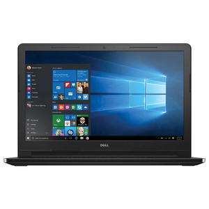 "Laptop DELL Inspiron 3552, Intel® Pentium® N3710 pana la 2.56GHz, 15.6"" HD, 4GB, 500GB, Intel HD Graphics, Windows 10 Home, Black"