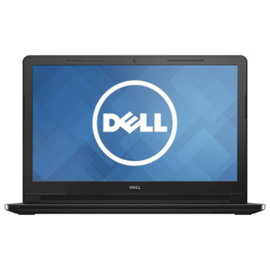 "Laptop DELL Inspiron 3552, Intel Celeron N3060 pana la 2.48GHz, 15.6"" HD, 4GB, 500GB, Intel HD Graphics, Ubuntu, negru"