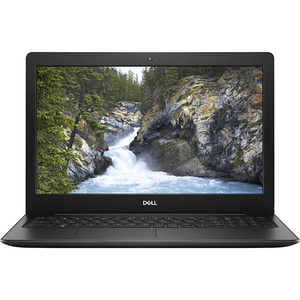 "Laptop DELL Inspiron 3581, Intel Core i3-7020U 2.3GHz, 15.6"" Full HD, 4GB, 1TB, AMD Radeon 520 2GB, Ubuntu, Negru"