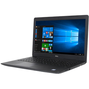 "Laptop DELL Vostro 3590, Intel Core i5-10210U pana la 4.2GHz, 15.6"" Full HD, 8GB, SSD 256GB, Intel UHD Graphics, Windows 10 Pro, negru"