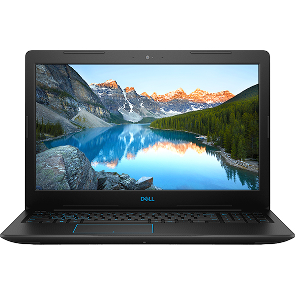 "Laptop Gaming DELL G3 3579, Intel Core i7-8750H pana la 4.1GHz, 15.6"" Full HD, 8GB, HDD 1TB + SSD 128GB, NVIDIA GeForce GTX 1050 Ti 4GB, Ubuntu, Negru"