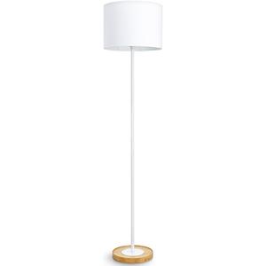 Lampa de podea PHILIPS myLiving Limba 3601838E7, 40W, E27, alb