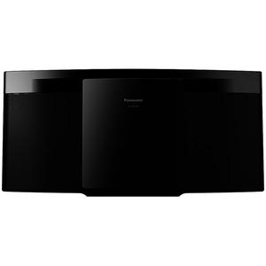 Microsistem PANASONIC SC-HC200EG-K, 20W, FM, CD, USB, Bluetooth, negru