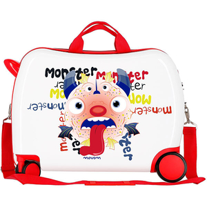 Troler copii MOVOM Monster 37298.65, 50cm, multicolor