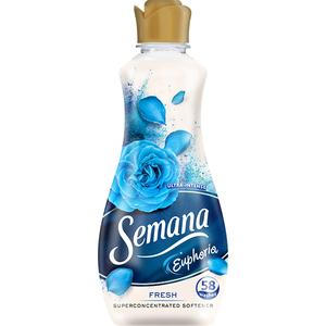 Balsam de rufe SEMANA Euphoria Fresh, 1.45l, 58 spalari