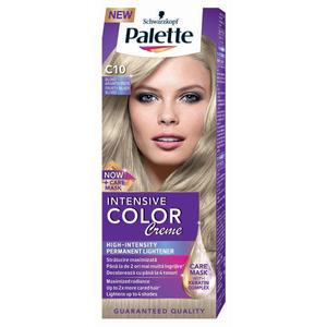Vopsea de par PALETTE Intensive Color Creme, C10 Blond Argintiu Artic, 110ml