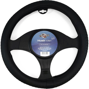Husa volan auto CARMAX 38534, negru