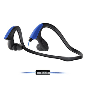 Casti ENERGY SISTEMS Running Two Neon ENS397174, Cu Fir, In-ear, Microfon, albastru