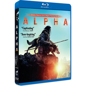 Alpha Blu-ray