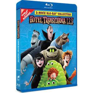Colectia Hotel Transilvania 1-3 Blu-ray