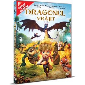 Dragonul vrajit DVD