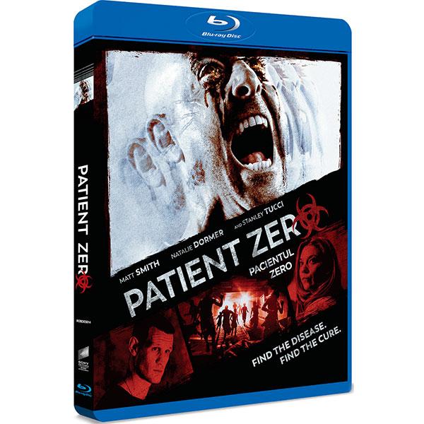 Patient Zero Blu-ray