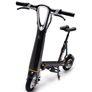 Scooter electric ONEMILE HALO CITY, 25km/ h, negru