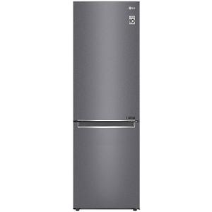 Combina frigorifica LG GBP62DSNFN, No Frost, 384 l, H 203 cm, Clasa A+++, DoorCooling, inox