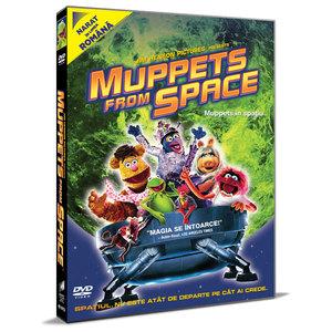 Muppets in spatiu DVD