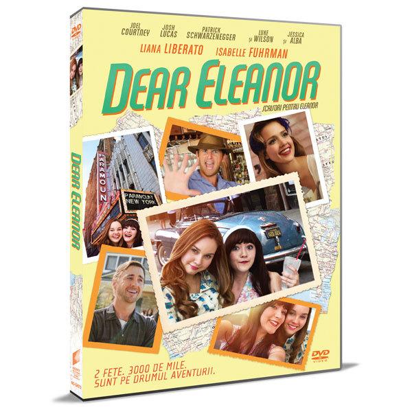 Scrisori catre Eleanor DVD