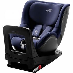 Scaun auto BRITAX ROMER Dualfix M I-SIZE, Isofix, 0 - 18kg, albastru
