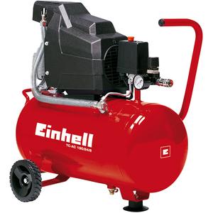 Compresor aer cu ulei EINHELL TC-AC 190/24/8, 1500W, 8bar, 24 l