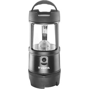 Lanterna felinar indestructibila cu LED VARTA, 5W, 3-D, negru