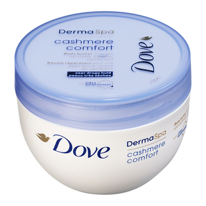 Crema de corp DOVE Cashmere Comfort, 300ml