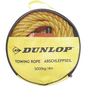 Cablu tractiune auto DUNLOP 40262, 5000kg, 4m