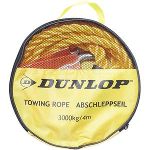 Cablu tractiune auto DUNLOP 40341, 3000kg, 4m