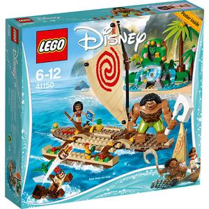 LEGO Disney Princess: Vaiana si calatoria ei pe ocean, 41150