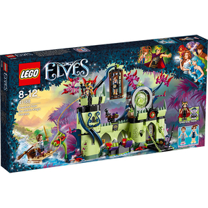 LEGO Elves: Evadarea din fortareata regelui spiridusilor, 41188