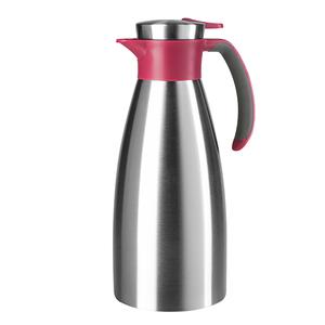 Cana termos TEFAL Soft Grip K3042214, 1.5l, inox, roz