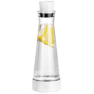 Carafa TEFAL Flow Slim K3050112, 1l, sticla, alb