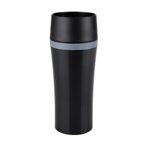 Termos pentru voiaj TEFAL Mug Fun K3071114, 0.36l, otel, negru