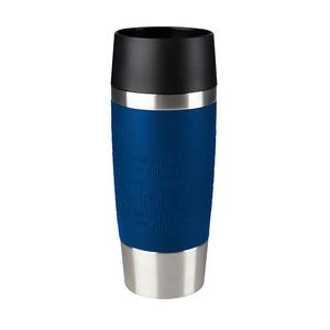 Termos pentru voiaj TEFAL Mug Fun K3082114, 0.36l, inox, albastru
