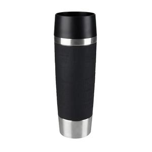 Termos pentru voiaj TEFAL Mug Grande K3081214, 0.5l, inox, negru