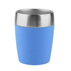 Cana termos pentru voiaj TEFAL K3083314, 0.2l, inox, albastru