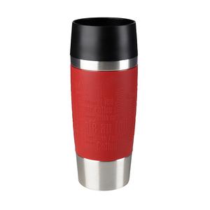 Termos pentru voiaj TEFAL Mug Fun K3084114, 0.36l, inox, rosu