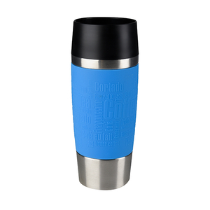 Termos pentru voiaj TEFAL Mug Fun K3086114, 0.36l, inox, bleu