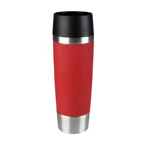 Termos pentru voiaj TEFAL Mug Grande K3084214, 0.5l, inox, rosu