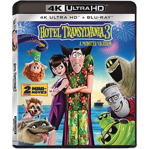 Hotel Transilvania 3: Monstrii in Vacanta 4K UHD