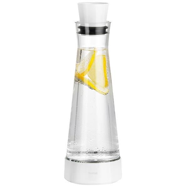Carafa TEFAL Flow Slim K3050112, 1l, alb
