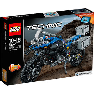 LEGO Technic: BMW R 1200 GS Adventure, 42063
