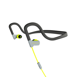Casti ENERGY SISTEM Earphones Sport 2 ENS429363, Cu Fir, In-Ear, Microfon, galben