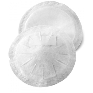 Tampoane pentru san TOMMEE TIPPEE, 50 buc, alb