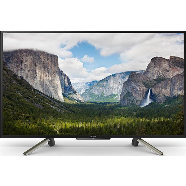 Televizor LED Smart Full HD, HDR, 125 cm, Sony BRAVIA, KDL-50WF660B, Negru